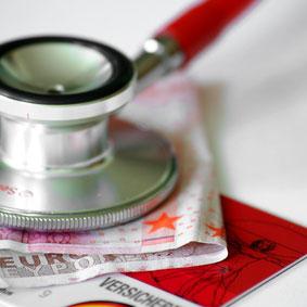 Krankenversicherung Vergleich online berechnen